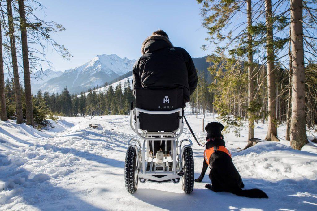 Tatry na wózku elektrycznym, Tatry, wózek elektryczny, góry dla osób niepełnosprawnych, podróżowanie po górach na wózku inwalidzkim, podróże dla osób niepełnosprawnych, Polska na wózku inwalidzkim