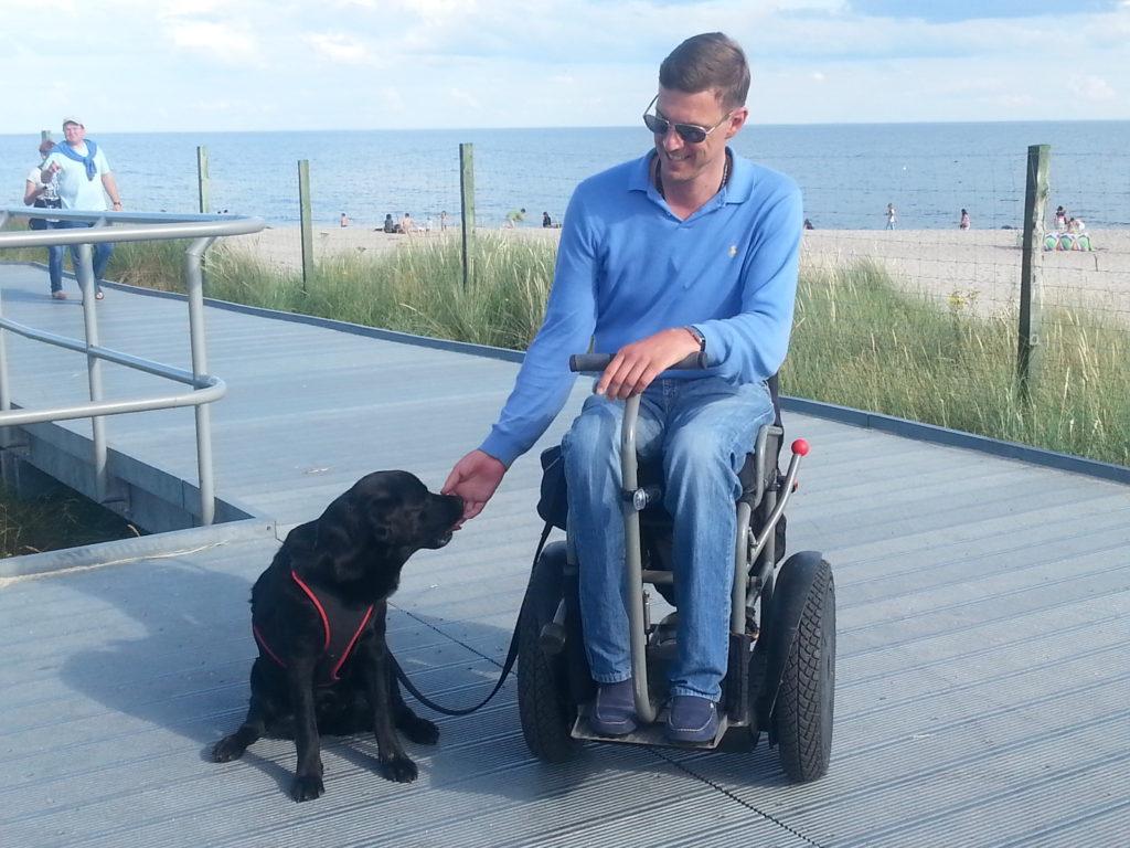 Trójmiasto, wózek elektryczny Blumil, Trójmiasto na wózku elektrycznym, Polska dla wózkowiczów, podróże dla osób niepełnosprawnych, Trójmiasto na wózku inwalidzkim