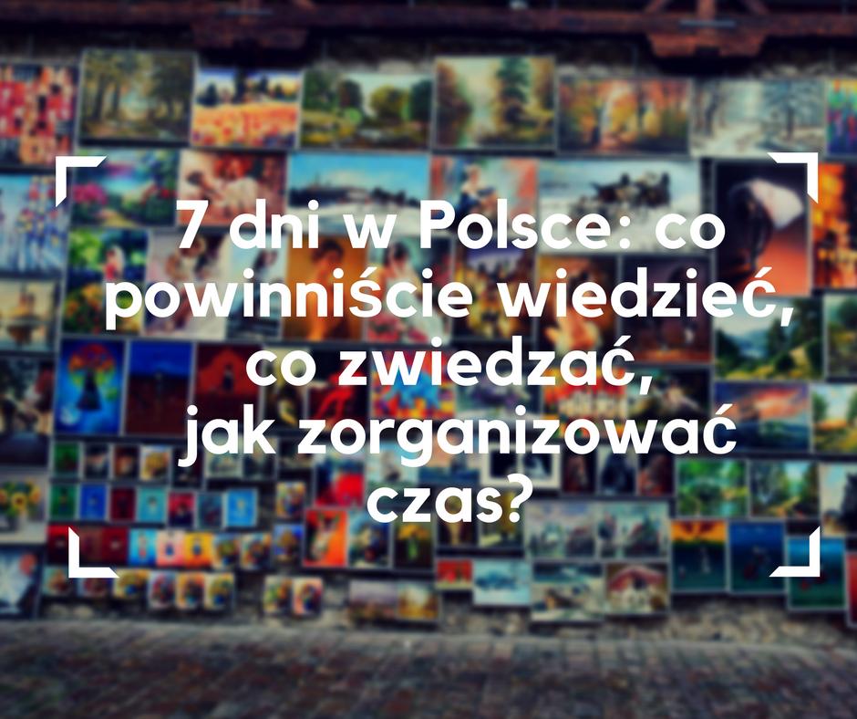 7 dni w Polsce, atrakcje turystyczne, miejsca do odwiedzenia w Polsce, wózek elektryczny, Polska na wózku elektrycznym Blumil, Polska na wózku inwalidzkim, Polska dla osób niepełnosprawnych