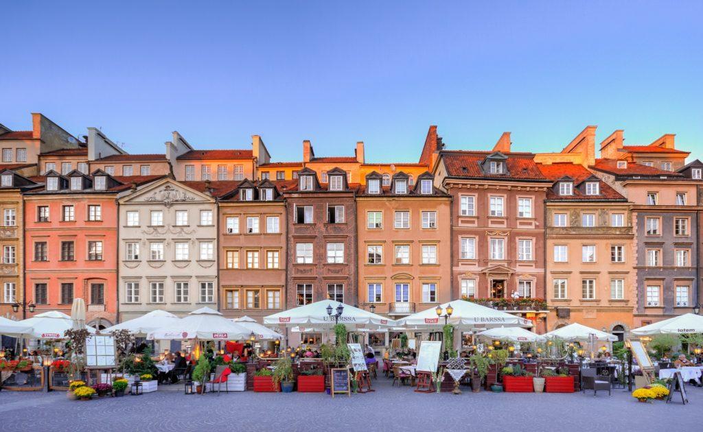 wózek elektryczny, Warszawa